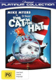 Dr. Seuss' The Cat in the Hat DVD-DVDs & Blu-ray Discs-1000 Things Australia