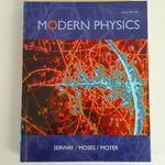 Modern Physics 3rd Ed Serway Moses Moyer 9780534493394 Hardback 2005 Hardcover-Textbooks-1000 Things Australia