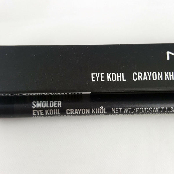 SMOLDER EYE KOHL Black Pencil Matte Eyeliner - 1000 Things Australia