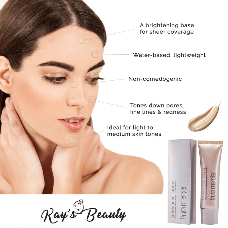 RADIANCE Laura Mercier Foundation Primer Factory 2nd - 1000 Things Australia