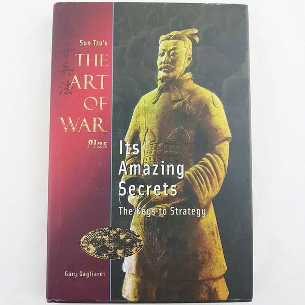 The Art of War Plus Its Amazing Secrets By Sun Tzu Book - 1000 Things Australia