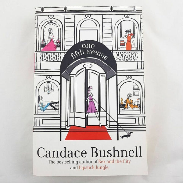 One Fifth Avenue Candace Busnell Paperback - International Edition, 2008