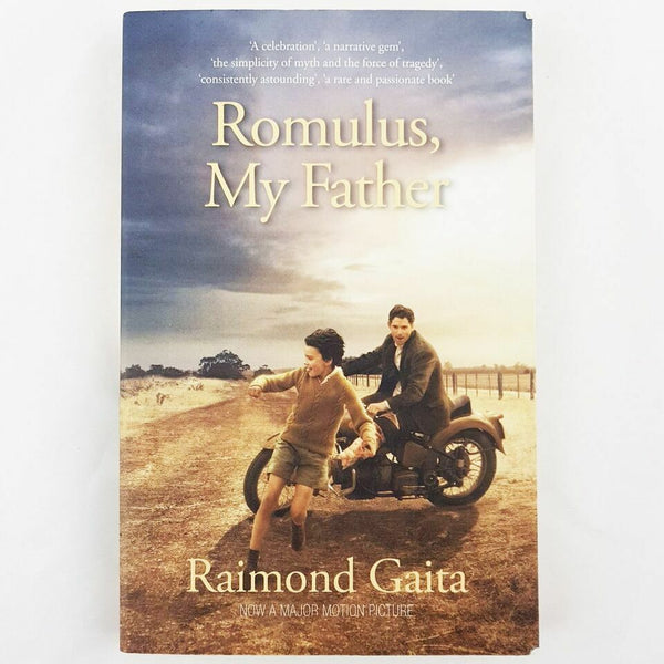 Romulus: My Father By Raimond Gaita Paperback, 2007