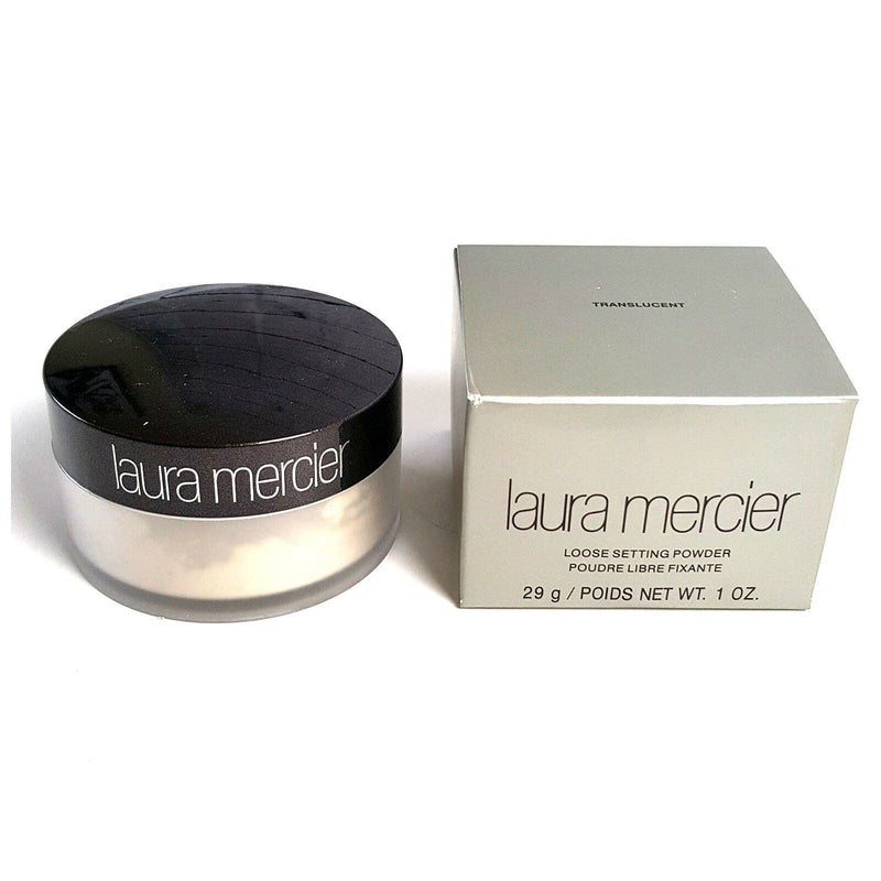 LAURA MERCIER Translucent Loose Setting Powder & Your Choice of Foundation Primer - 1000 Things Australia