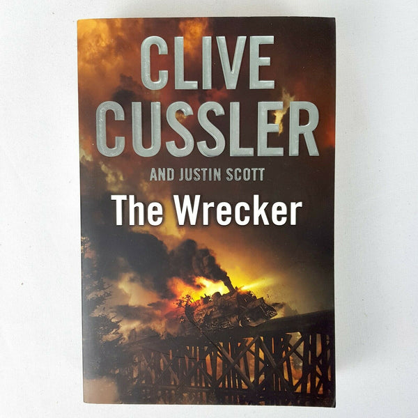 The Wrecker By Clive Cussler & Justin Scott