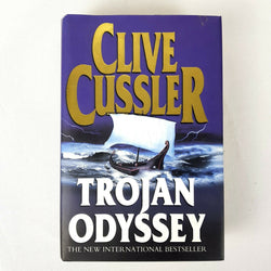 Trojan Odyssey By Clive Cussler - 1000 Things Australia