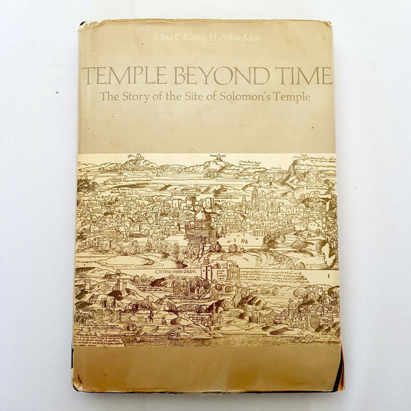 Temple Beyond Time By Mina C. Klein & H. Arthur Klein - 1000 Things Australia
