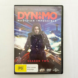 Dynamo : Magician Impossible Series 2 - 1000 Things Australia