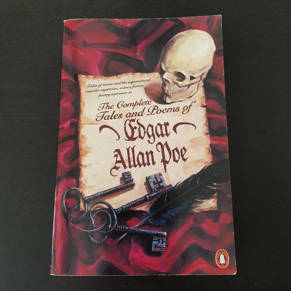 The Complete Tales and Poems of Edgar Allan Poe (Paperback, 1987)