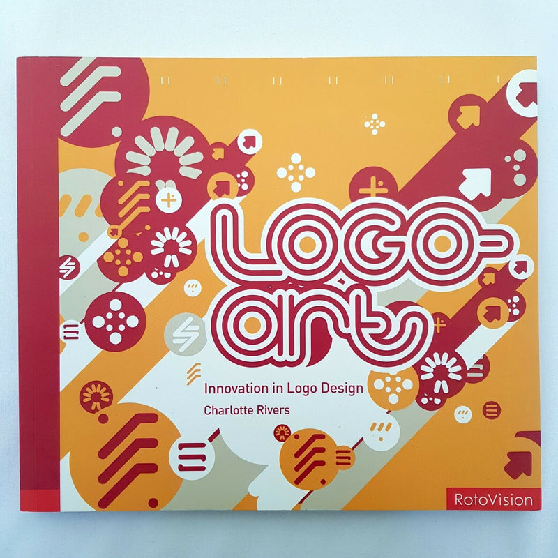 Logo-Art: Innovation in Logo Design by Charlotte Rivers (Paperback, 2009) - 1000 Things Australia