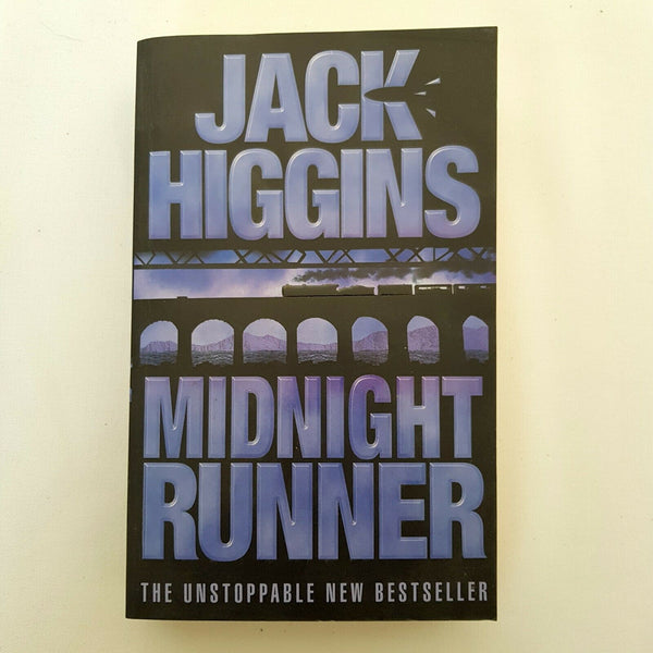 Midnight Runner (Sean Dillon Series, Book 10) by Jack Higgins - 1000 Things Australia