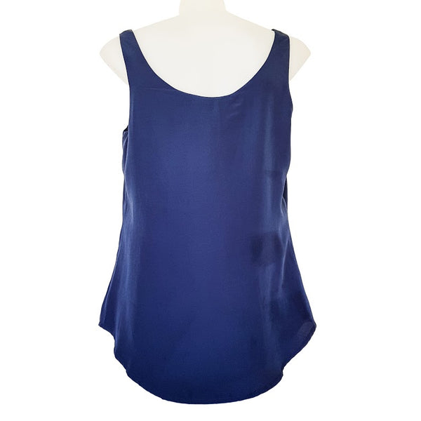 JEANSWEST Blue Sleeveless Top - 1000 Things Australia