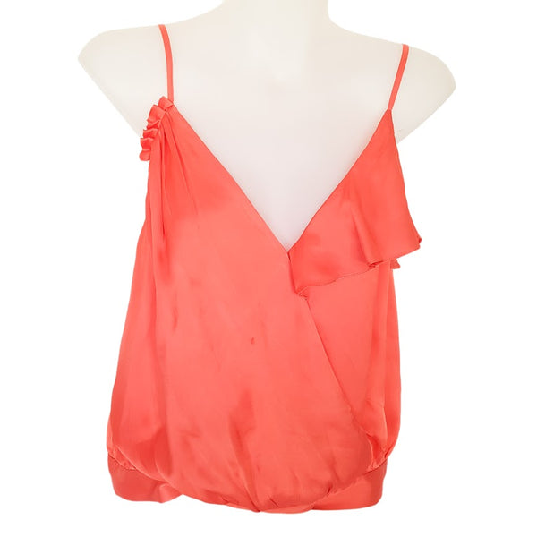 COUNTRY ROAD Pink Spaghetti Strap Top - 1000 Things Australia