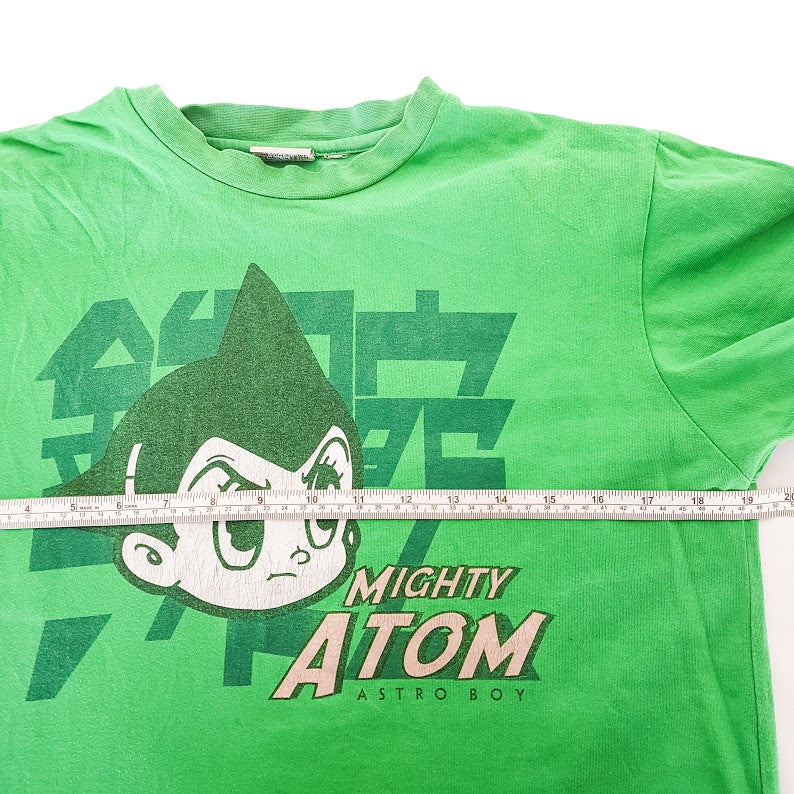 MIGHTY ATOM Green Astro Boy T-Shirt - 1000 Things Australia