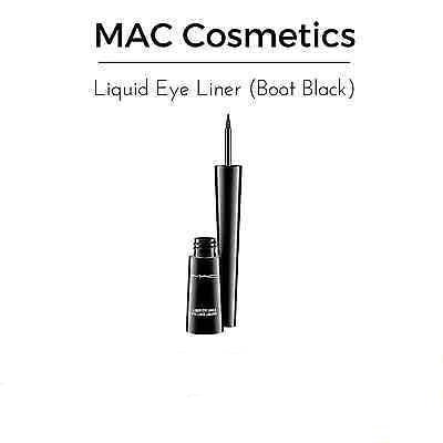 M·A·C BOOT BLACK Liquid Eye Liner | Inspired Beauty | 1000-things-australia.