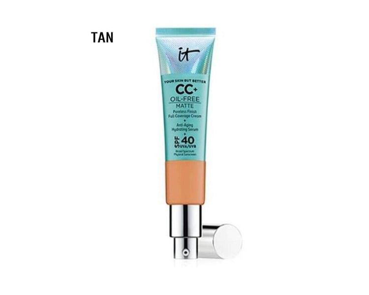 IT COSMETICS Your Skin But Better CC+ Anti-Aging Hydrating Serum - 1000 Things Australia