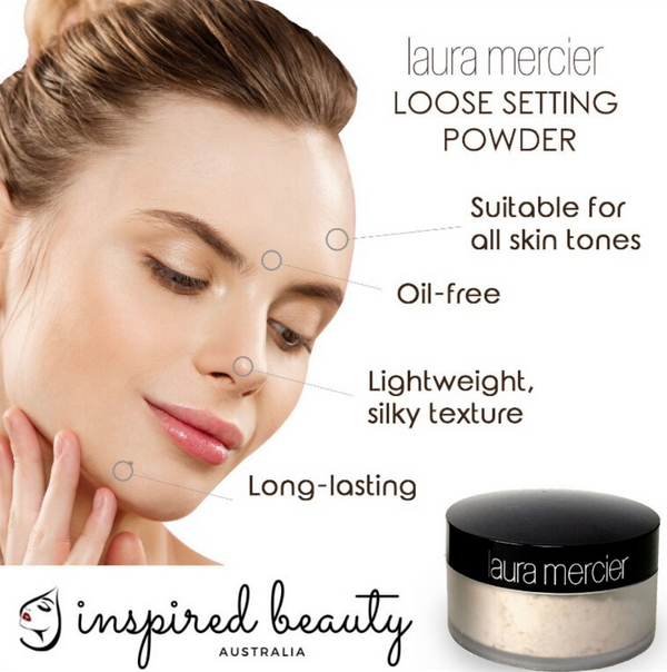 LAURA MERCIER Translucent Loose Setting Powder - 1000 Things Australia
