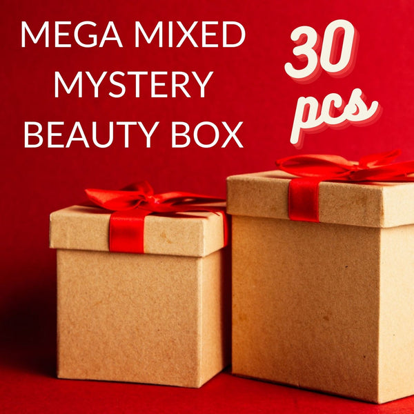 Mega Mixed Mystery Makeup Box - 30 Pack
