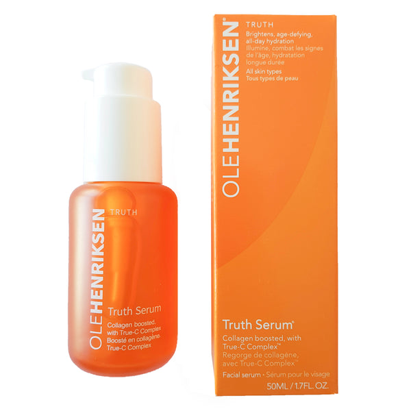 OLE HENRIKSEN Truth Serum Vitamin-C Anti-Aging Collagen Serum 50ml