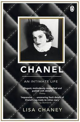 Chanel: An Intimate Life by Lisa Chaney (Paperback, 2012) Book - 1000 Things Australia