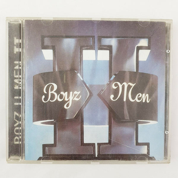 II Boyz II Men (CD Sep-1994, Island) Boyz 2 Men Album 90s RNB R&B On Bended Knee - 1000 Things Australia