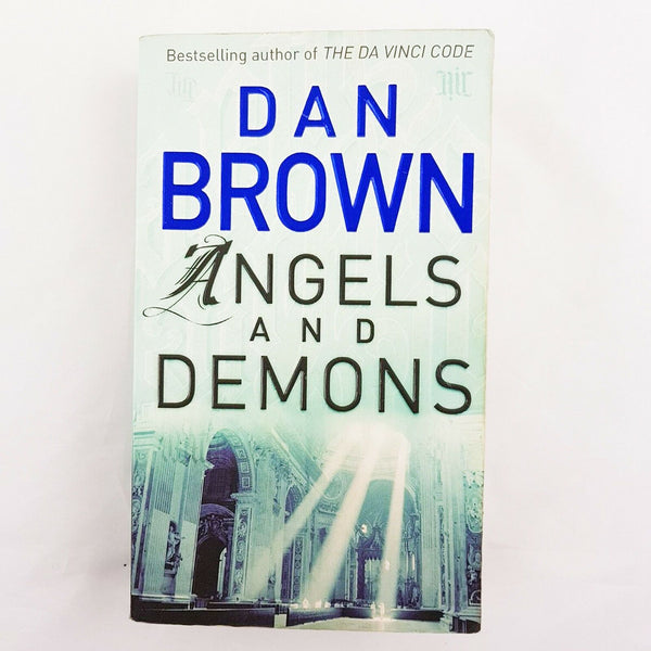 Angels and Demons by Dan Brown (Paperback, 2003) Book - 1000 Things Australia