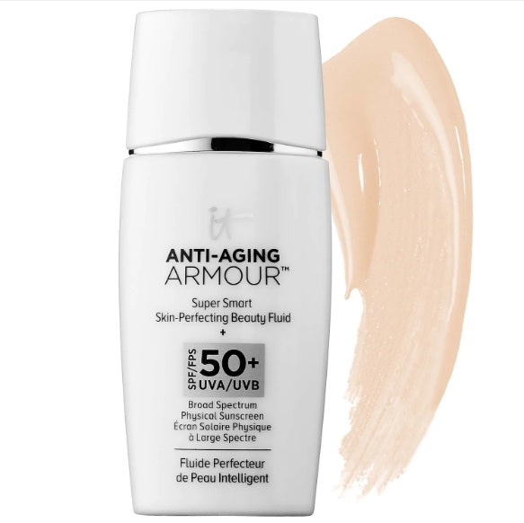 IT Cosmetics Anti-Aging Armour Tinted Sunscreen SPF 50+