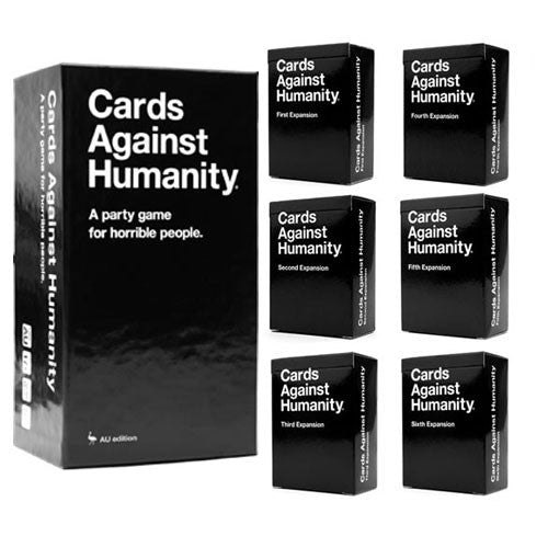 The Ultimate Bundle: Cards Against Humanity Australian Edition + 20 Expansion Packs - 1000 Things Australia