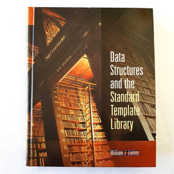 Data Structures and the Standard Template Library By William Collins - 1000 Things Australia