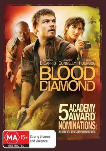 Blood Diamond (DVD, 2007) - 1000 Things Australia