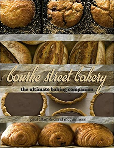 Bourke Bakery Street: Ultimate Baking Companion by David McGuinness & Paul Allam - 1000 Things Australia