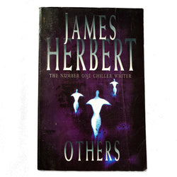JAMES HERBERT Others (Paperback, 1999) Fiction Book - 1000 Things Australia