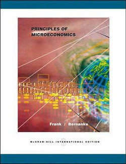Principles of Microeconomics by Robert H. Frank and Ben Bernanke Paperback 2004-Books, Magazines Dictionaries & Reference Atlases-1000 Things Australia