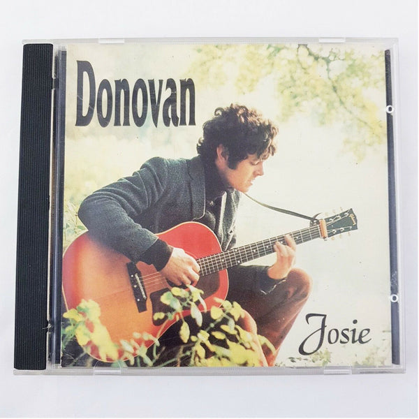 DONOVAN Josie Rock Folk Country CD Album - 1000 Things Australia