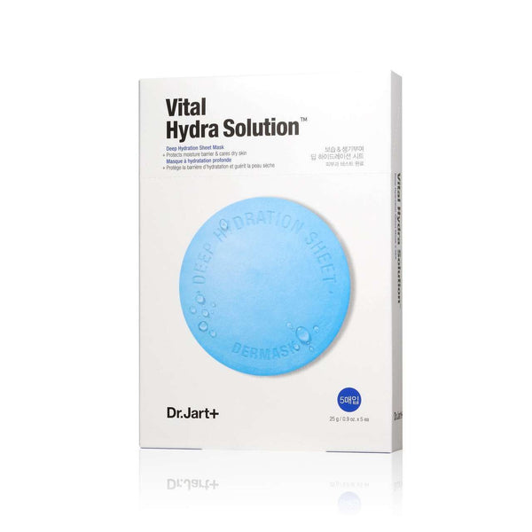 DR. JART+ Dermask Vital Hydra Solution Facial Mask - 1000 Things Australia