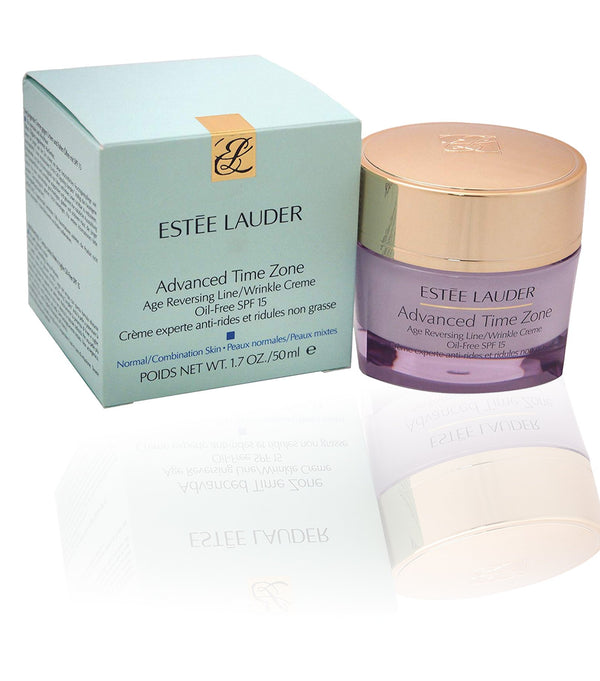 ESTÉE LAUDER Advanced Time Zone Age Reversing Line/Wrinkle Creme Oil Free SPF15 - 1000 Things Australia