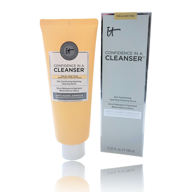 IT COSMETICS Confidence In A Cleanser Cleansing Serum - 1000 Things Australia