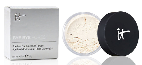 Inspired Beauty - IT COSMETICS BYE BYE PORES Poreless Finish Airbrush Powder Translucent 6.8g |  1000-things-australia.