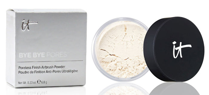 IT COSMETICS Bye Bye Pores™ Poreless Finish Airbrush Powder - Translucent Loose Setting Powder