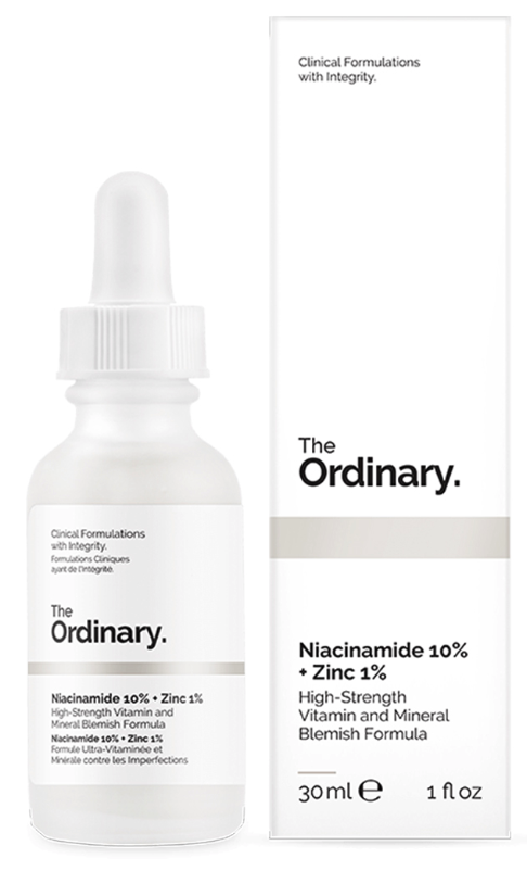 The Ordinary Niacinamide 10% + Zinc 1% Serum