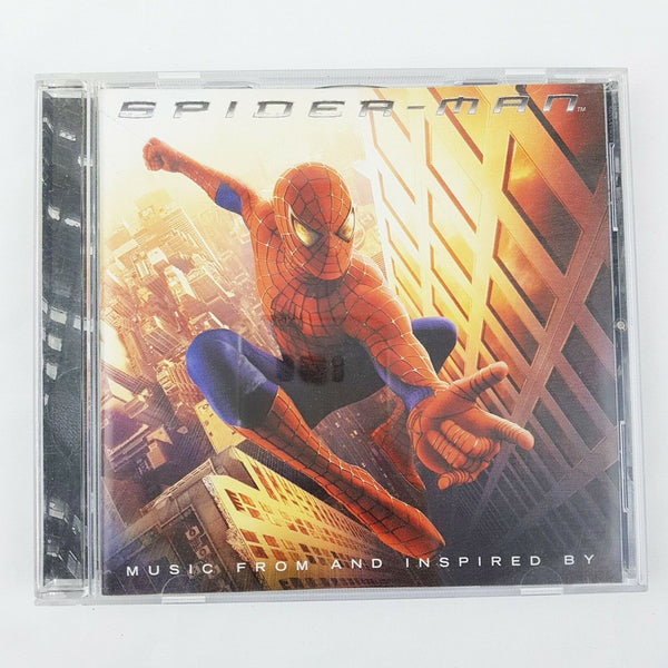 SPIDERMAN - Music From and Inspired By -CD - 1000 Things Australia