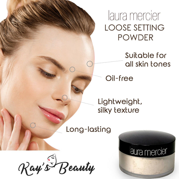 LAURA MERCIER Translucent Loose Setting Powder Factory 2nd - 1000 Things Australia