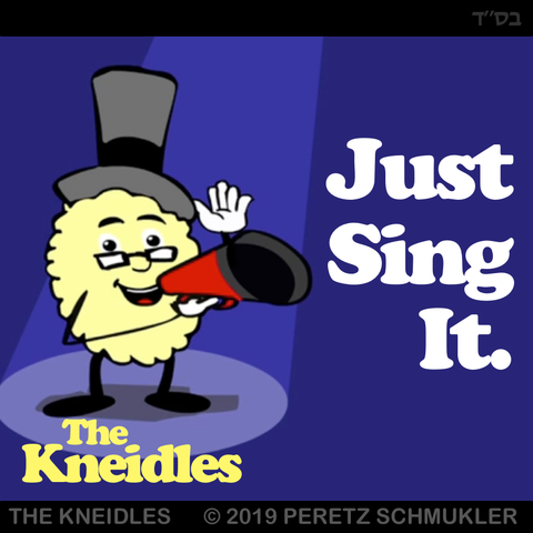 Just Sing It.