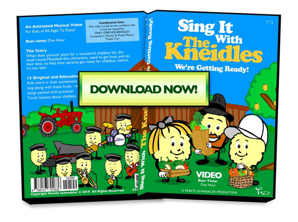Sing It With <p><b>The Kneidles</b>