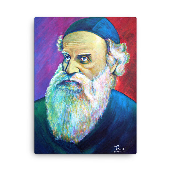 Alter Rebbe - Canvas