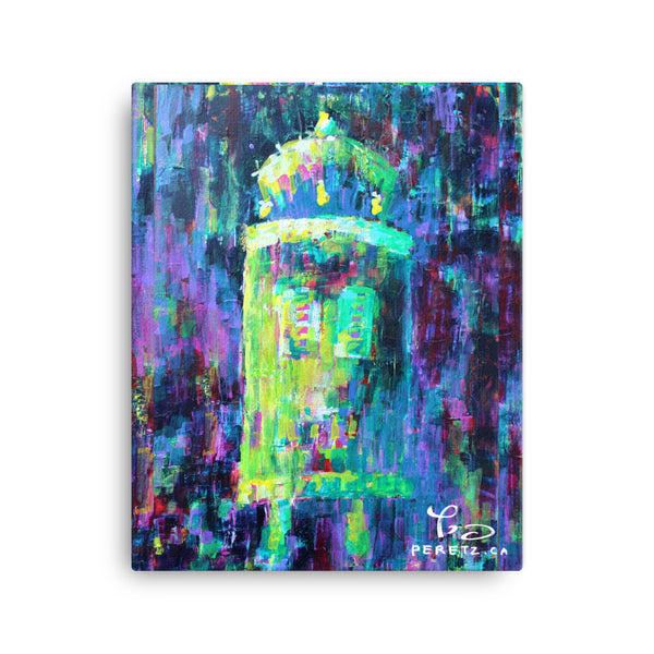 Forever Torah -  Canvas