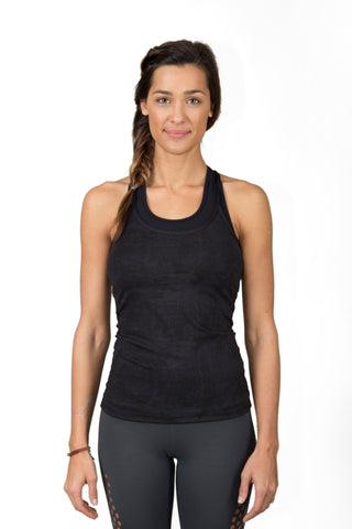 Classic Black Tank - UV Protection