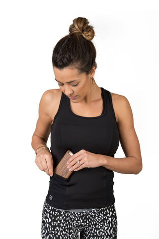 Pocket Tank-Top