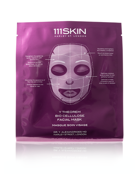 111 Skin Y Theorem Bio Cellulose Facial Mask