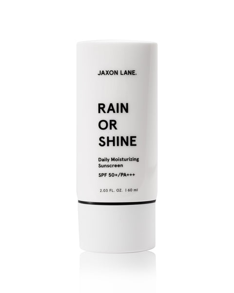 Jaxon Lane Rain Or Shine Daily Moisturizer
